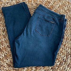 Chico's So Slimming 5pkt Jeans sz20